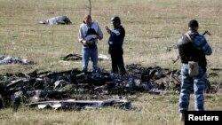 Malayziyanın MH17 təyyarəsi