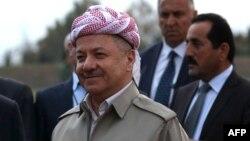 Քուրդիստանի ռեգիոնալ կառավարության ղեկավար Մասուդ Բարզանի, արխիվ