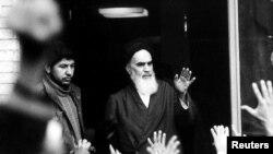 Ayatollah Ruhollah Khomeini - 1979