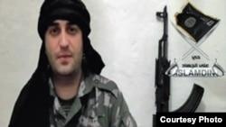 Emir Ubayda, aka Alim Ramzanovich Zankishev