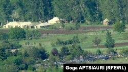სოფელ ხვითის მოსახლეობის მიწის ნაკვეთებზე სამხედრო ბაზებია განთავსებული