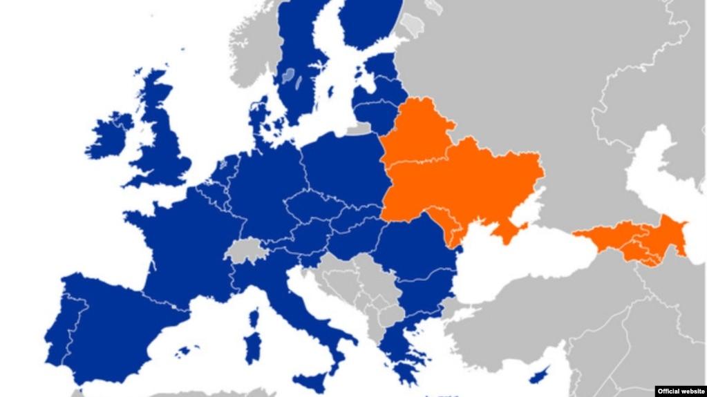Европарламент предлагает странам Восточного партнерства общее экономическое пространство