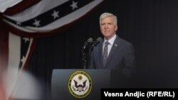Američki ambasador u Beogradu Kajl Skot