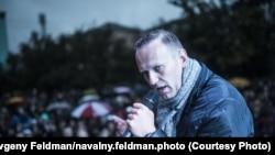 Зустріч Навального з соратниками у Мурманську (архівне фото)