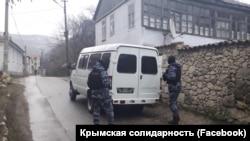 Обыски в Крыму, иллюстрационное фото