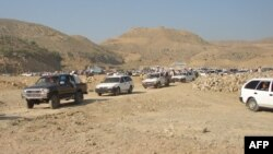 May civilians fled Miranshah earlier this month.