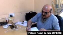الفنان مهدي الحسيني