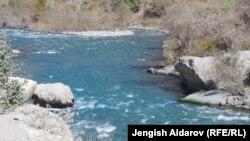 Исфайрам дарыясы