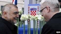 Ispričali su se Srbiji i BiH: Stipe Mesić i Ivo Josipović