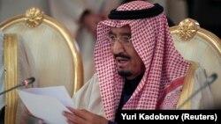 Mbreti Salman i Arabisë Saudite