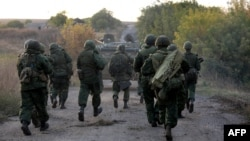 Проросійські сепаратисти, жовтень 2016 року