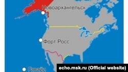 Rusiya Alyaskası ərazisi (19-cu əsr)