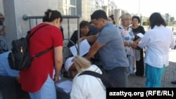 Protests over social issues, low incomes, and court abuses have increased in Kazakhstan in recent months.