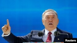 Kazakh President Nursultan Nazarbaev's regime has looked less secure following widespread protests recently.