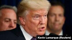دونالد ترامپ،رئیس جمهور آمریکا