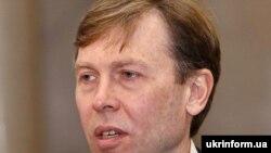 Прем'єр тіньового уряду, парламентарій Сергій Соболєв