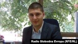 Александар Манев, претседателот на групацијата на друштва за управување со инвестициски фондови
