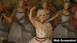 Кадр из фильма «Матильда» режиссера Алексея Учителя.