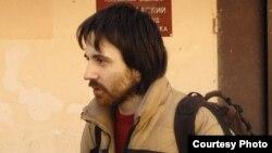 """Один из лидеров арт-группы """"Война"""" Леонид Николаев"""
