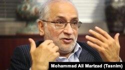 Reformist figure Hossein Marashi, undated.