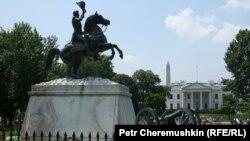 Вашингтон. Возле Белого дома