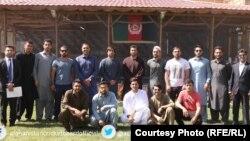 د افغانستان کرکټ ملي لوبډله