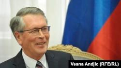 Aleksandar Čepurin, ruski ambasador u Srbiji