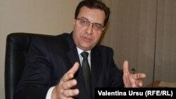 Председатель парламента Молдавии Мариан Лупу