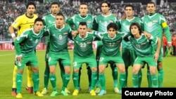 Ирачката репрезентација во фудбал.