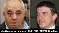 Esed Radeljaš i Damir Hadžić