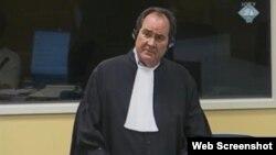 Tužitelj Peter McCloskey