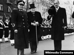 Josip Broz Tito i Vinston Čerčil