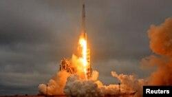 Запуск Falcon 9 с мыса Канаверал, 19 февраля 2017 года