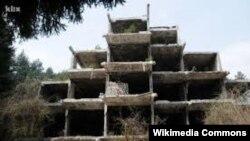Vila Gorica u Bugojnu srušena tokom rata