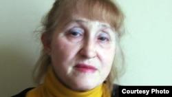 Жазушы Надежда Чернова.