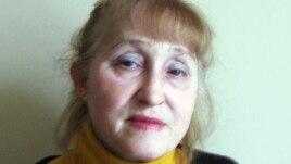 Надежда Чернова, поэтесса и переводчик.