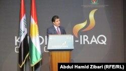 رئيس حكومة اقليم كردستان نيجيرفان بارزاني