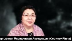 Жузумкан Кокумбаева.