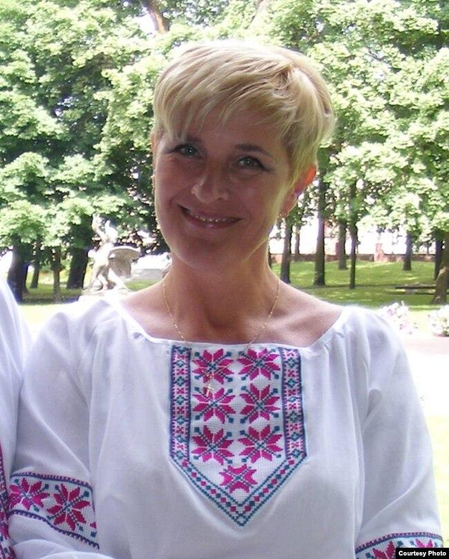 Ірына Федарчук