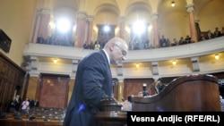 Сербияның мәдениет және ақпарат министрі Владан Вукосавелиевич