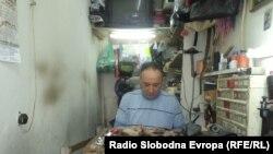 Сашо Богоески претседател на Регионалната комора на занаетчии во Охрид.