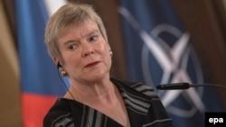 Заменик-генералниот секретар на НАТО, Роуз Готемeлер.