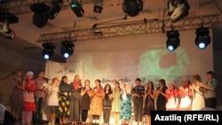 Берлек әгъзалары быел спектакль-концерт әзерләгәннәр
