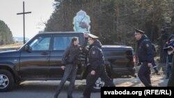Затрыманьне Дзяніса Ўрбановіча