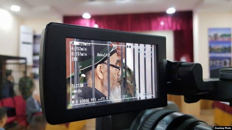Азимжан Аскаров заявил о своей невиновности и попросил суд оправдать его