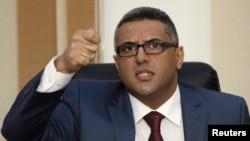Ливия Ички ишлар вазири Фавзи Абдул Аъал.