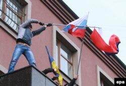Донецк, 16 марта