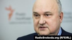Игорь Смешко в студии Радiо Свобода. Киев, 19 января 2017 года