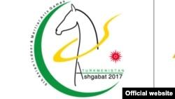"""Aşgabat-2017"" atly Aziýa oýunlarynyň resmi simwoly"