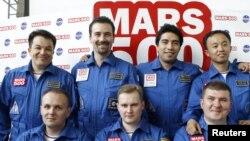 """Марс планетасына 520 көнлек """"сәяхәт"""""""